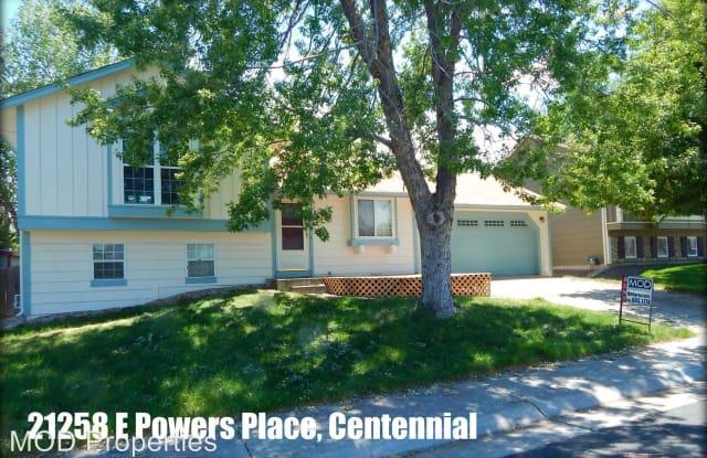 21258 E. Powers Place - 21258 East Powers Place, Centennial, CO 80015