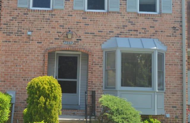 7507 CODDLE HARBOR LANE - 7507 Coddle Harbor Lane, Potomac, MD 20854