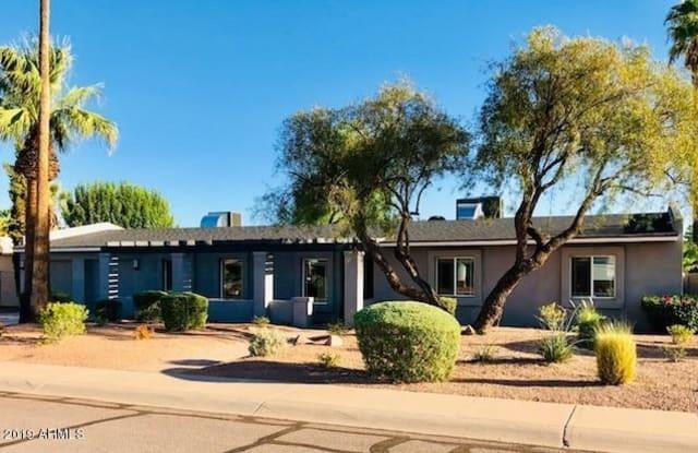6827 E LUDLOW Drive - 6827 East Ludlow Drive, Phoenix, AZ 85254