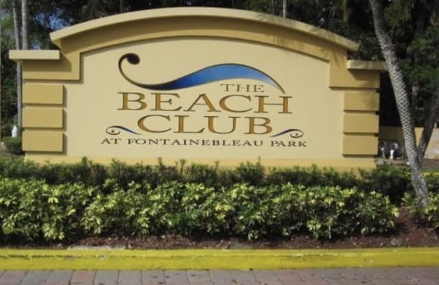 9351 Fontainebleau Blvd # 202 - 9351 Fontainebleau Boulevard, Fountainebleau, FL 33172