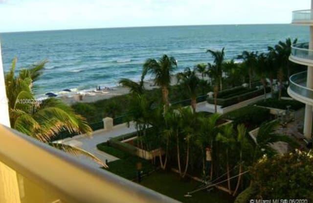 16275 COLLINS AVE - 16275 Collins Avenue, Sunny Isles Beach, FL 33160