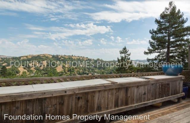 58 Redwood Road - 58 Redwood Road, Fairfax, CA 94930