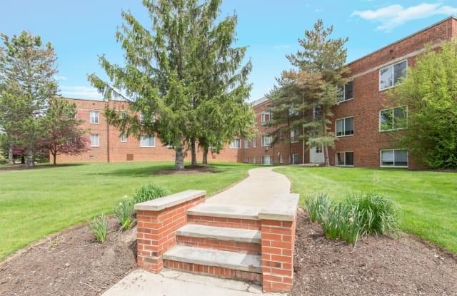 North Park Terrace - 20550 University Boulevard, Shaker Heights, OH 44122