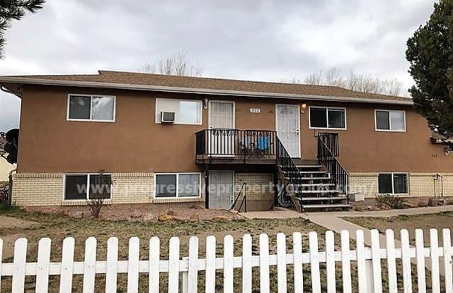 322 Bonnie Court - 322 Bonnie Court, Colorado Springs, CO 80916