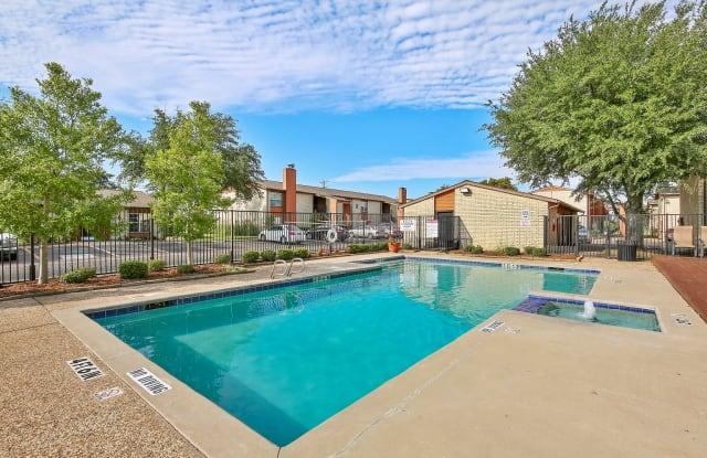 Summerwind Apartment Homes - 6115 Jack Finney Blvd, Greenville, TX 75402