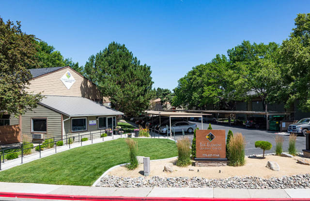 The Element - 825 Delucchi Ln, Reno, NV 89502