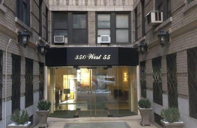350 W 55th St - 350 West 55th Street, New York, NY 10019