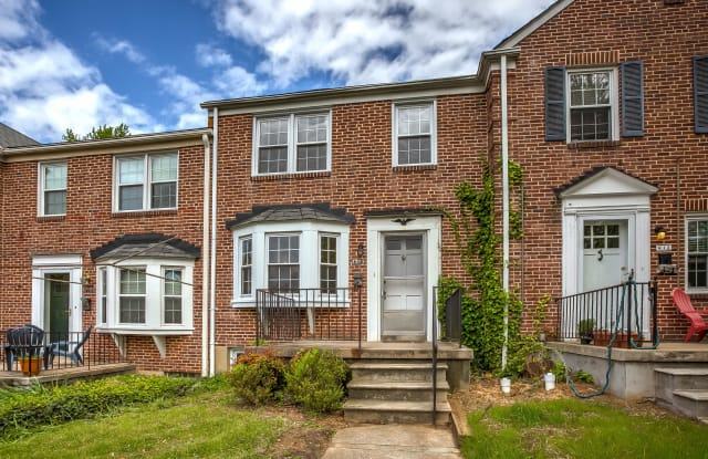 410 Old Trail - 410 Old Trail, Towson, MD 21212