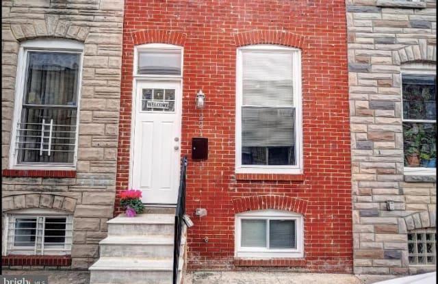 221 N ROSE STREET - 221 North Rose Street, Baltimore, MD 21224