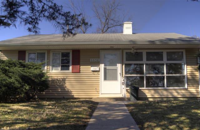 6650 Decatur St - 6650 Decatur Street, Omaha, NE 68104