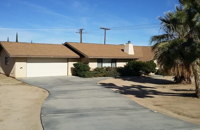 58392 Carlyle Drive - 58392 Carlyle Drive, Yucca Valley, CA 92284