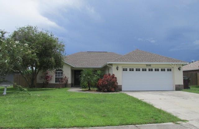 3595 YELLOW BIRD COURT - 3595 Yellow Bird Court, St. Cloud, FL 34772