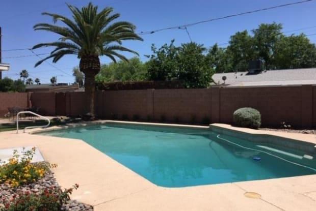 741 E GRANADA Drive - 741 East Granada Drive, Tempe, AZ 85281