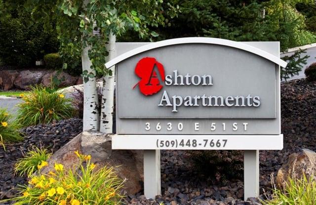 Ashton Apartments - 3630 E 51st Ave, Spokane, WA 99223