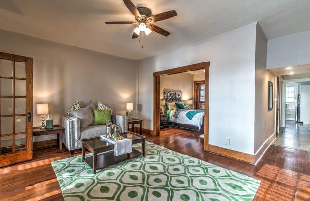 Lancaster Flats - 2556 Marcy Street, Omaha, NE 68105