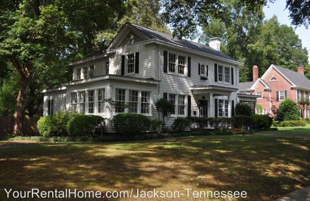 26 Northwood Ave - 26 Northwood Avenue, Jackson, TN 38301