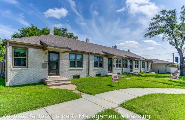 4720 E. Mt. Vernon - 4720 E Mount Vernon St, Wichita, KS 67218