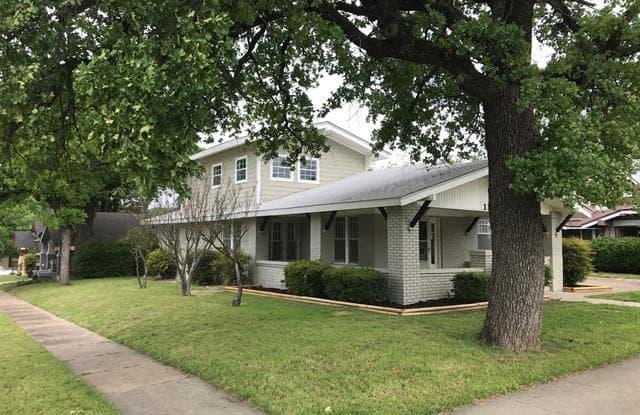 1101 N Oak Avenue - 1101 N Oak Ave, Mineral Wells, TX 76067