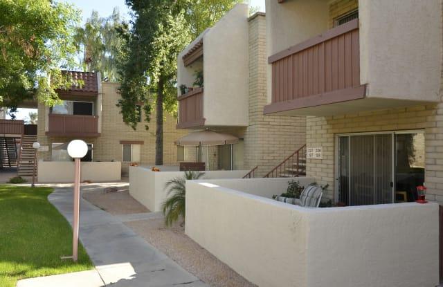 Fireside Apartments - 7740 East Glenrosa Avenue, Scottsdale, AZ 85251