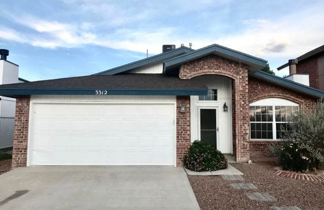 3312 PENDLETON Street - 3312 Pendleton Street, El Paso, TX 79936