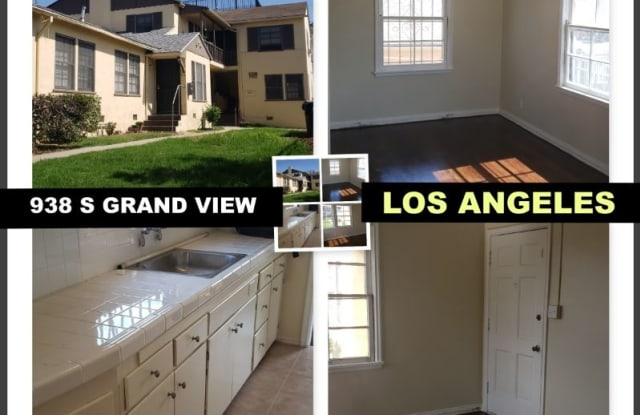 938 S Grand View St 2 - 938 South Grand View Street, Los Angeles, CA 90006