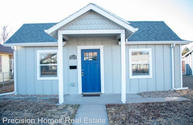 523 N 3rd Ave - 523 North 3rd Avenue, Sterling, CO 80751