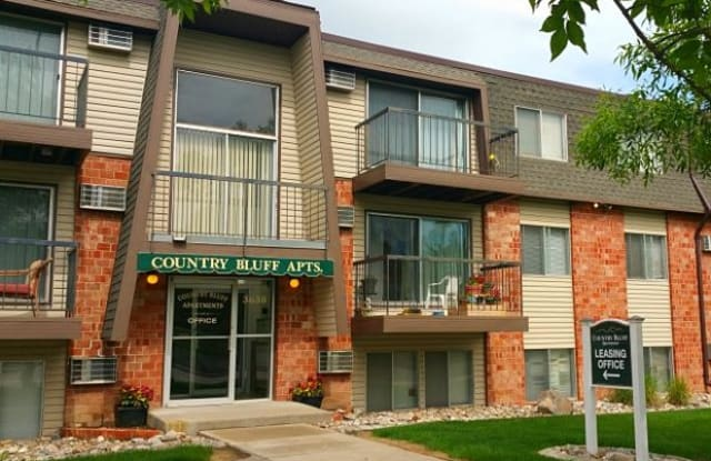 Country Bluff Apartments - 3638 5th St, Rapid City, SD 57701