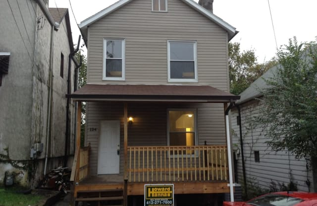 124 Beatty St Allegheny County - 124 Beatty Street, Wilkinsburg, PA 15221