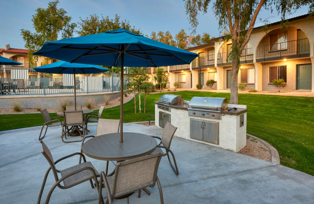 Fiesta Village Furnished Apartments - 960 W Southern Ave, Mesa, AZ 85210