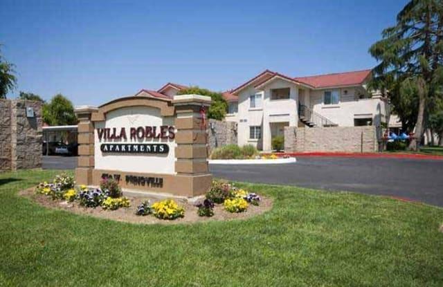Income Restricted - Villa Robles - 450 W Springville Dr, Porterville, CA 93257