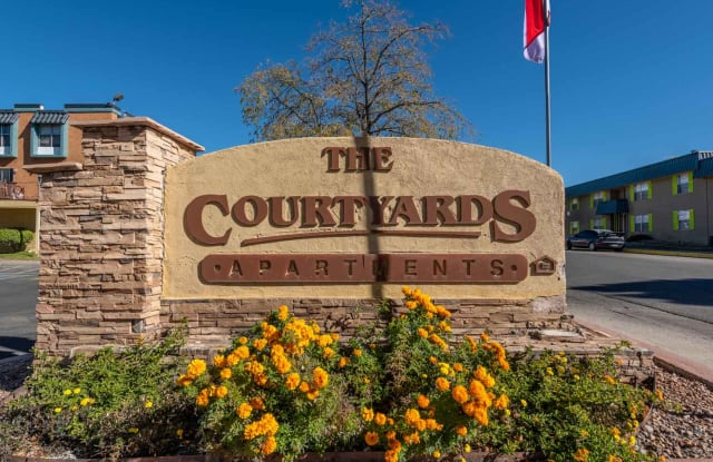 The Courtyards - 6001 Topke Pl NE, Albuquerque, NM 87109