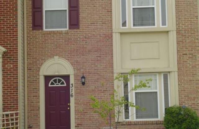 316 Glenvale Ave - 316 Glenvale Avenue, Mount Airy, MD 21771