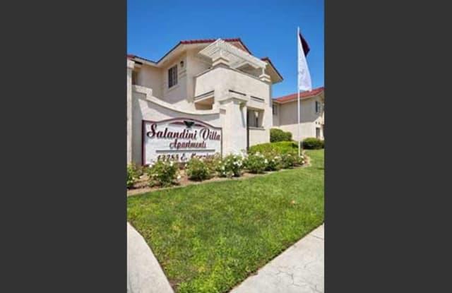 Income Restricted - Salandini Villa - 13785 E Manning Ave, Parlier, CA 93648