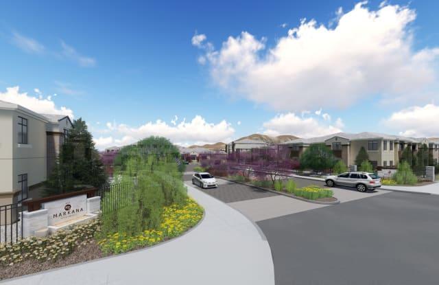 Markana Apartments - 6115 Alameda Blvd NE, Albuquerque, NM 87113