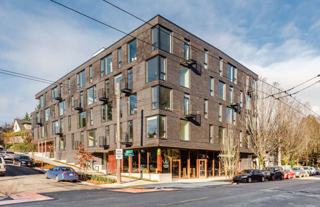 The Shea - 1830 East Mercer Street, Seattle, WA 98102
