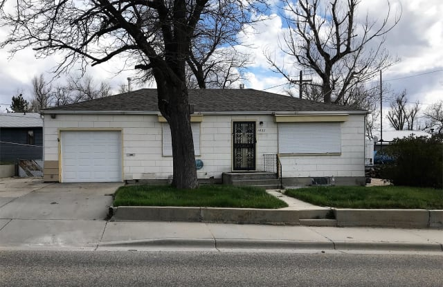 1427 East 12th Street - 1427 East 12th Street, Casper, WY 82601