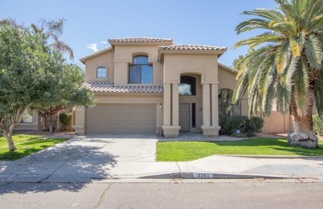 2261 West Redwood Drive - 2261 West Redwood Drive, Chandler, AZ 85248
