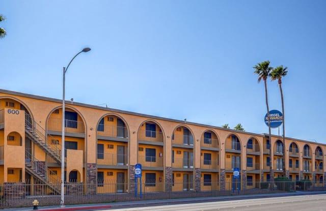 Siegel Suites Bonanza - 600 East Bonanza Road, Las Vegas, NV 89101
