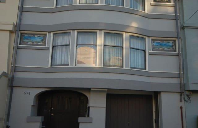 671 23rd Avenue - 671 23rd Avenue, San Francisco, CA 94121