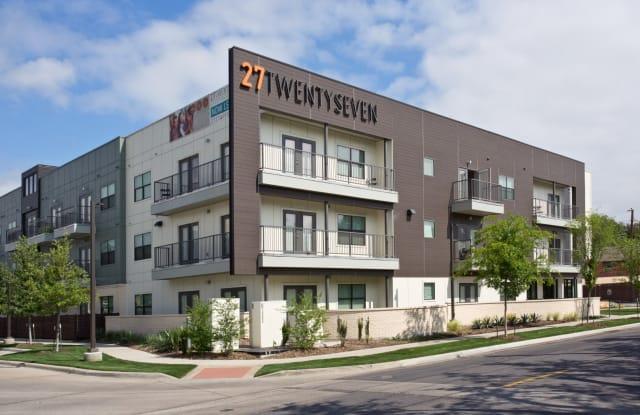 27TwentySeven - 2727 Kings Rd, Dallas, TX 75219