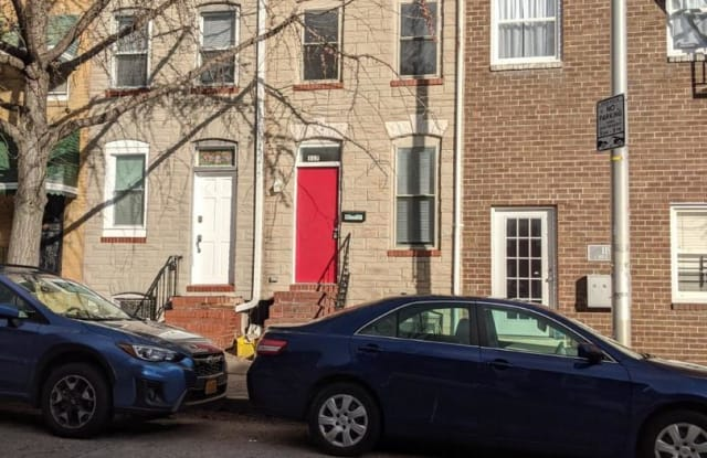 117 S WOLFE ST - 117 South Wolfe Street, Baltimore, MD 21231