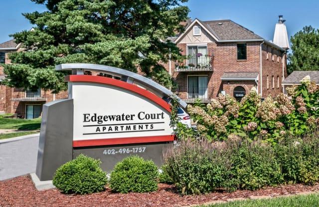 Edgewater Court - 12418 Burt Plz, Omaha, NE 68154