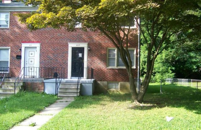 803 REVERDY ROAD - 803 Reverdy Road, Baltimore, MD 21212