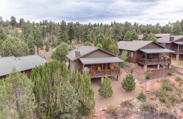 1911 N Bison Ridge Trail - 1911 North Bison Ridge Trail, Show Low, AZ 85901