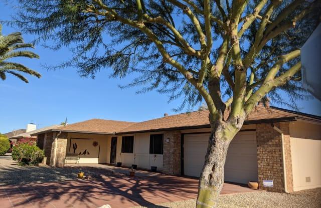 21003 N SUNGLOW Drive - 21003 North Sunglow Drive, Sun City West, AZ 85375