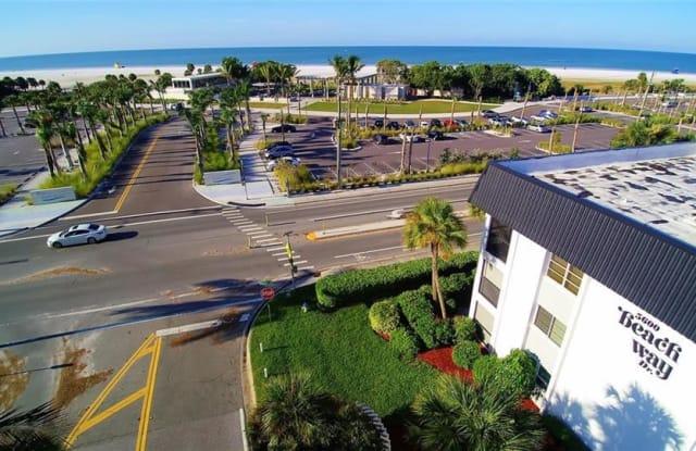 5600 BEACH WAY DRIVE - 5600 Beach Way Dr, Siesta Key, FL 34242
