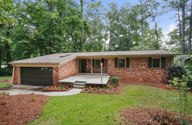 369 WINDSOR Drive - 369 Windsor Drive, Marietta, GA 30064