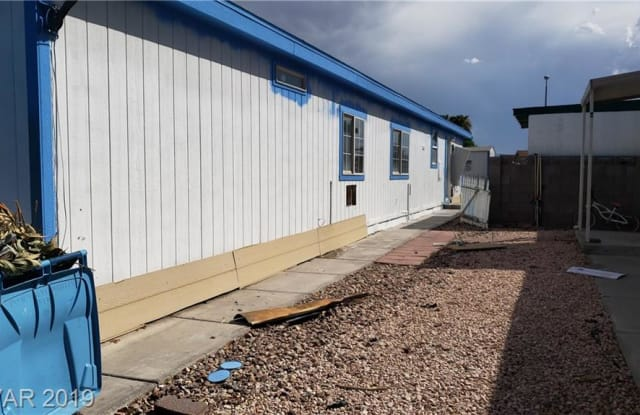 5891 BRIGHT ROSE Drive - 5891 Bright Rose Drive, Whitney, NV 89122