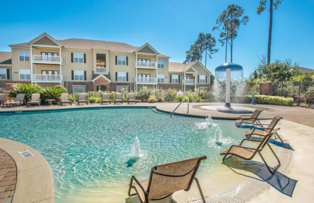Odyssey Lake Apartments - 100 Odyssey Lake Dr, Brunswick, GA 31525