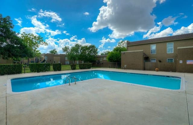 CrestWind Townhomes and Apartments - 8835 Willmon Way, Windcrest, TX 78239